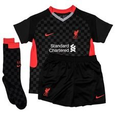 Liverpool Tredjedrakt 2020/21 Mini-Kit Barn