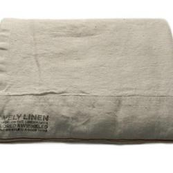 Lovely linen sengetøy – Light grey