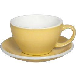 Loveramics Egg Café Lattekopp 300 ml, 6 stk, Butter cup