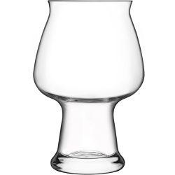 Luigi Bormioli 2 stk. Birrateque ølglass