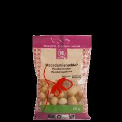 Macadamia Sjøsalt, 65 g