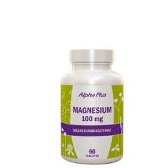 Magnesium MerVital, 100 mg, 60 tabletter