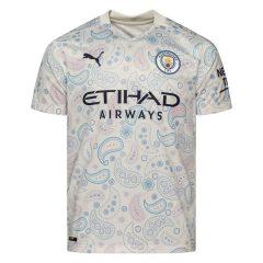 Manchester City Tredjedrakt 2020/21 Barn