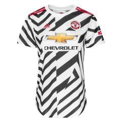 Manchester United Tredjedrakt 2020/21 Dame
