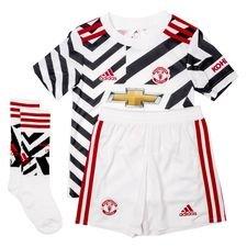 Manchester United Tredjedrakt 2020/21 Mini-Kit Barn