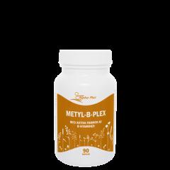 Metyl-B-Plex, 90 kapsler