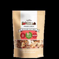 Müsli Chunky Jordbær & Sjokolade, 500 g
