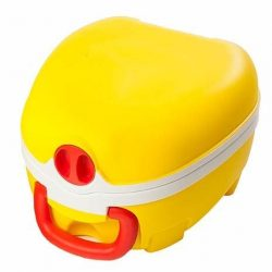 My Carry Potty Potte Yellow