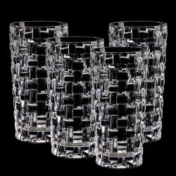 Nachtmann Bossa Nova Whiskey Longdrink 4 pk 40 cl