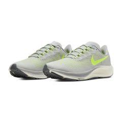 Nike Løpesko Air Zoom Pegasus 37 - Grå/Neon