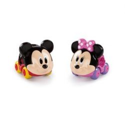 Oball Go Grippers™ Disney Baby Mickey & Minnie Kjøretøy Sett 12+ months