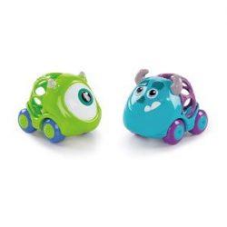 Oball Go Grippers™ Disney Baby Mike & Sulley Kjøretøy Sett 12+ months