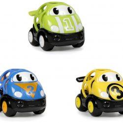 Oball Go Grippers Vehicles Aktivitetsleke 3-pack