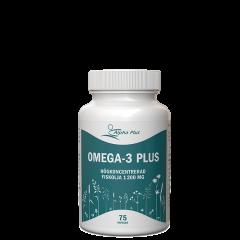 Omega 3 Plus, 75 kapslar