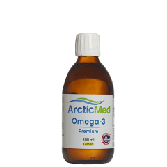 Omega-3 Premium Lemon, 300 ml
