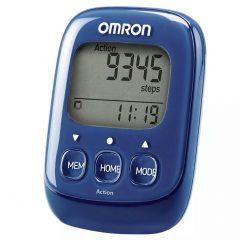 Omron Elektronisk skritteller Walking Style IV blå OMR-HJ-325-EB