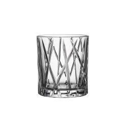 Orrefors City Whiskeyglass 25 cl 4stk