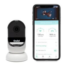 Owlet Cam HD Video Babycall One Size