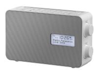 Panasonic-RF-D30BT - DAB bærbar radio - 2 Watt - hvid