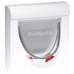 PetSafe Magnetisk 4-veis katteluke Classic 932 hvit 5032