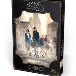 Puslespill 1000 Harry Potter Fantastic Beasts