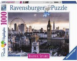 Puslespill 1000 London Ravensburger