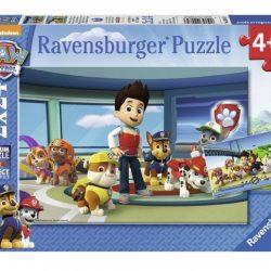Puslespill 2X24 Paw Patrol Ravensburger