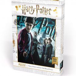 Puslespill 500 Harry Potter Half-Blood Prince