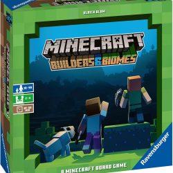 Ravensburger Spill Minecraft Brettspill