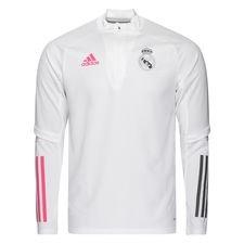 Real Madrid Treningsgenser - Hvit/Rosa