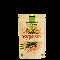 Rosenrot, Ekologisk Rosenrotpulver, 100 g