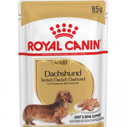 Royal Canin Dachshund Adult våtfôr, 12 x 85g