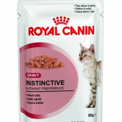 Royal Canin Instinctive Gravy, 12 x 85g