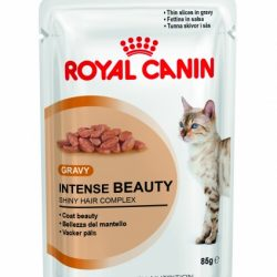 Royal Canin Intense Beauty Gravy, 12 x 85g