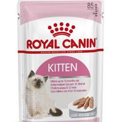 Royal Canin Kitten Instinctive Loaf, 12 x 85g