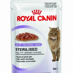 Royal Canin Sterilised Jelly, 12 x 85g