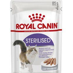 Royal Canin Sterilised Loaf, 12 x 85g