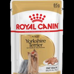 Royal Canin Yorkshire Adult våtfôr, 12 x 85g