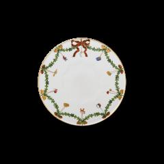 Royal Copenhagen Stjerne Riflet Cake Plate 32 cm