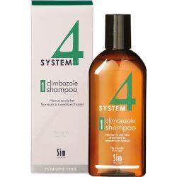 SIM Sensitive System 4 Climbazole Shampoo 1, 215 ml SIM Sensitive Sjampo