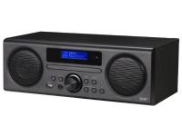 Scansonic DA310 DAB+/FM/CD Radio Bluetooth schwarz