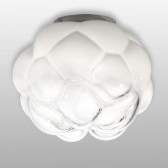 Skyformet LED-taklampe Cloudy, 40 cm