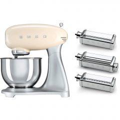 Smeg Kjøkkenmaskin 4,8 L + pastatilbehør