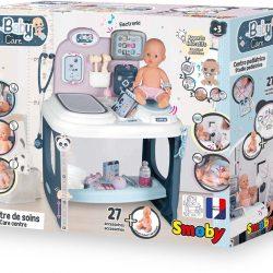 Smoby Dukke Baby Care Center Lekesett