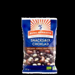 Snacksmix med sjokolade, ØKO, 50 g