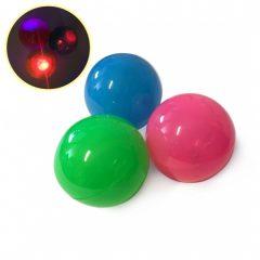 Stor blinkende sprettball