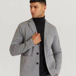 Studio Total Dressjakke Favourite Soft Blazer Grå