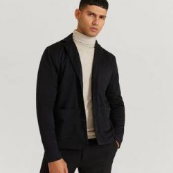 Studio Total Dressjakke Favourite Soft Blazer Svart