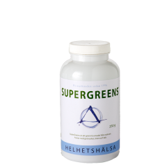 SuperGreens, 250 gram