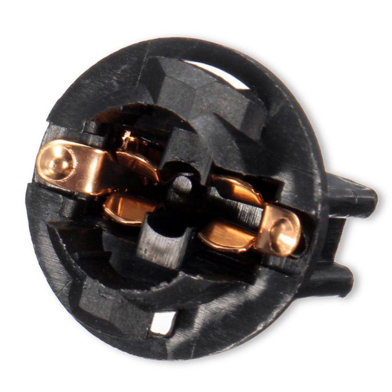 T10 Twist Lock Wedge instrument Panel Dash Light Bulb Base Sockets